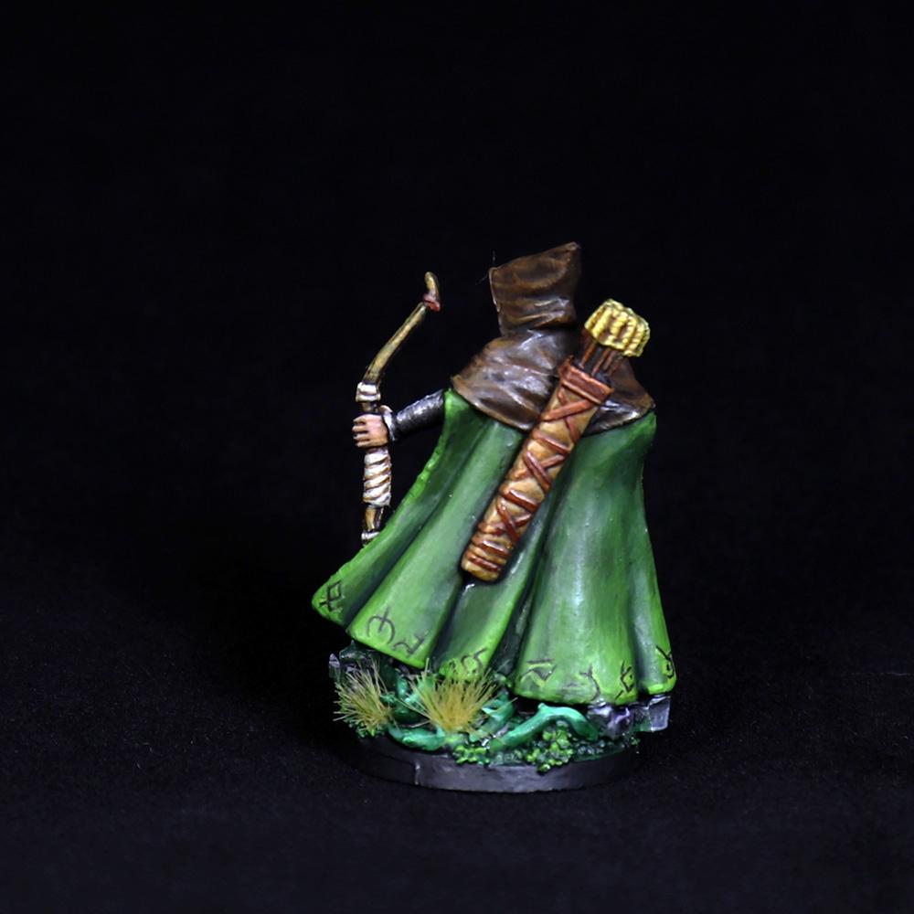 Arthrand-Nightblade-Elf-Ranger-Miniature-3
