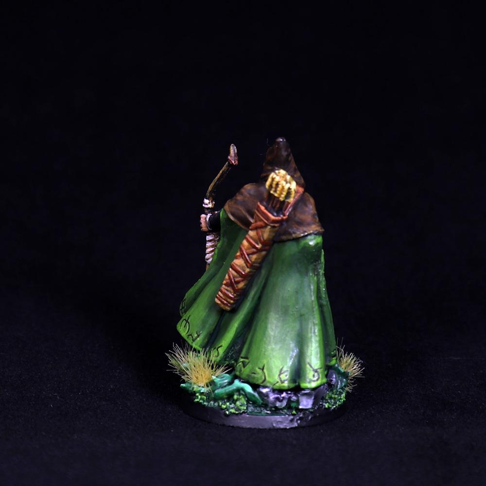 Arthrand-Nightblade-Elf-Ranger-Miniature-4