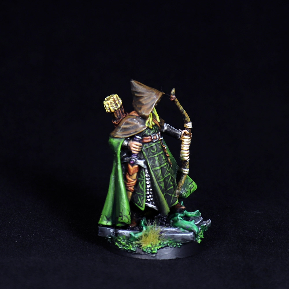 Arthrand-Nightblade-Elf-Ranger-Miniature-5