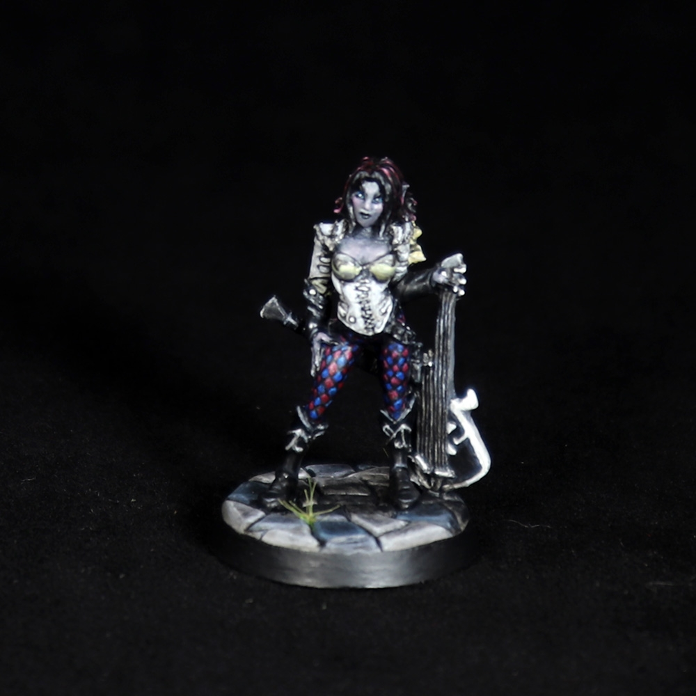 Astrid-Female-Bard-Miniature-1