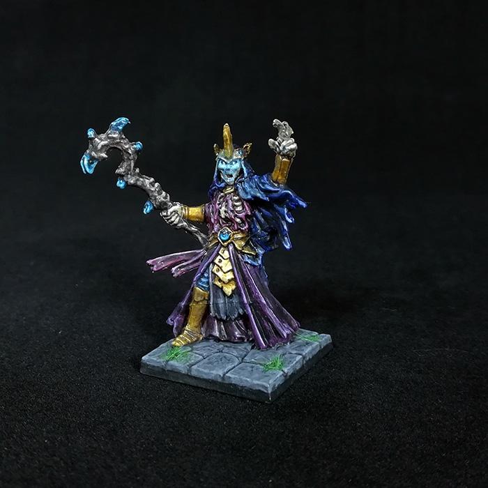 Reaper Lich Miniature