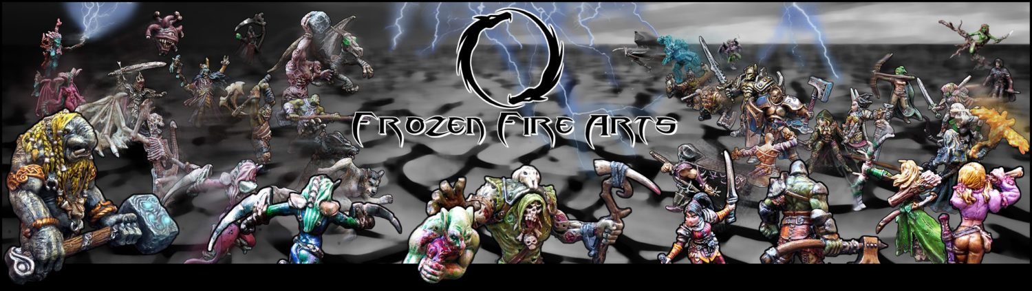 Frozen Fire Arts
