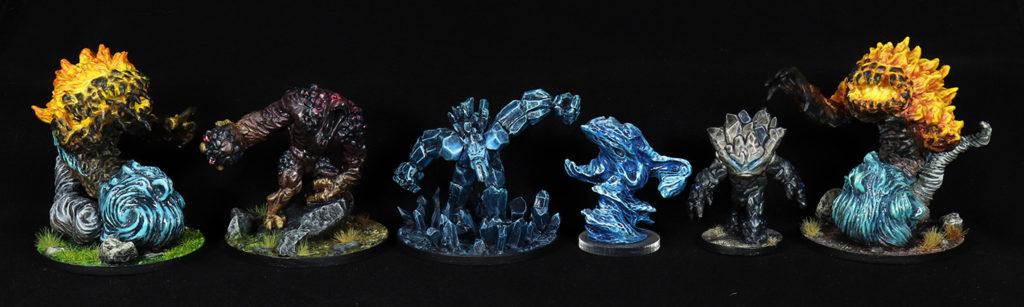 elemental-construct-golem-miniatures