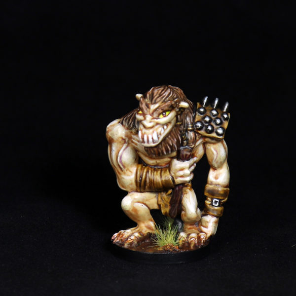 Half-Ogre-Ogrillon-Miniature