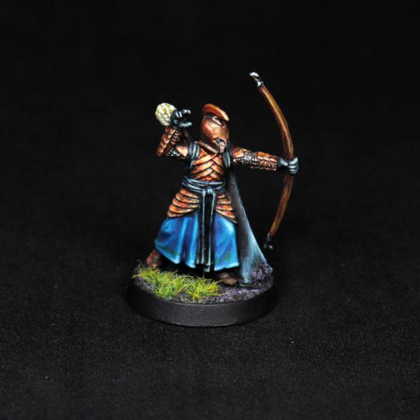 dnd-elf-archer-miniature