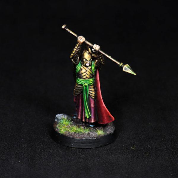 painted- dnd-elf-spearman-miniature
