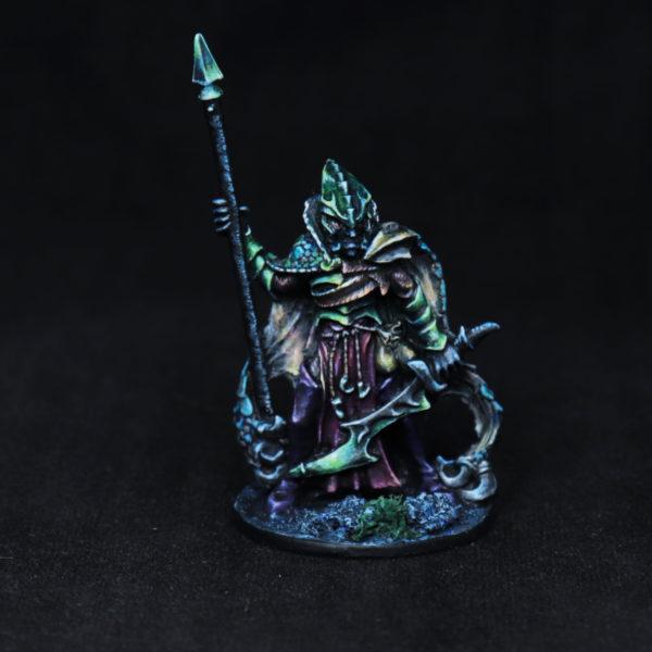 drow-warior-miniature-dnd