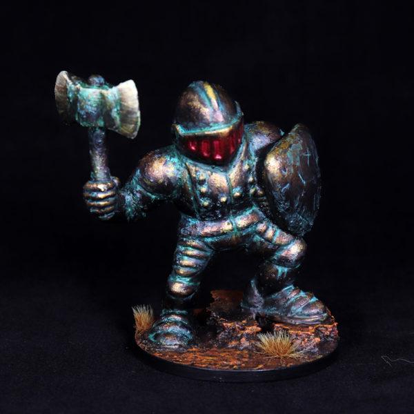 dnd-iron-golem-miniature