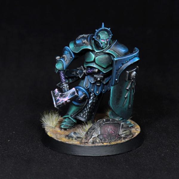 painted-stormcast-liberator-warhammer-miniature